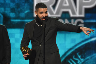 Drake Reacts To Grammy's Cutting Him Off