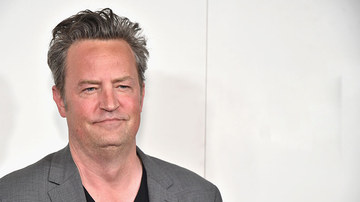 Entertainment News - Matthew Perry's Tweet Has Fans Extremely Worried About Him