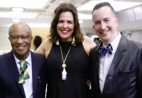 Kelly Golden - Mondays In My House: Black History Banquet, Girl Scouts & LFB Chef's Feast!