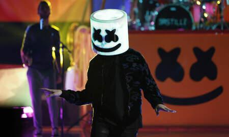 Trending - Fortnite's Live In-Game Marshmello Concert Was A Massive Success