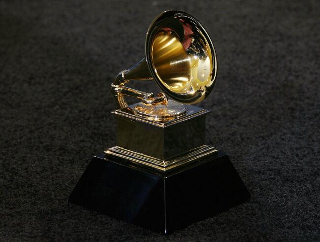 Grammy Award Getty Images