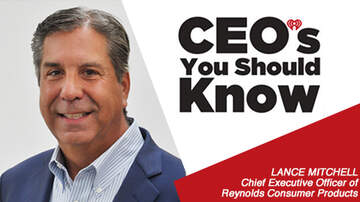 CEO's You Should Know - Lance Mitchell; CEO of Reynolds Consumer Products
