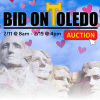 Bid On Toledo - Bid Now!
