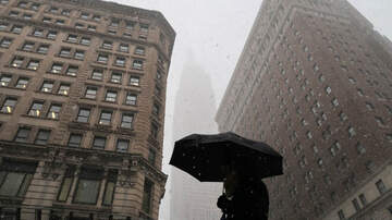 Storm Watch NYC - Snow, Winter Weather Advisory Coming to NYC Tuesday