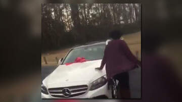 Koch and Kalu - Darius Leonard Surprises His Mom With A New Mercedes [VIDEO]