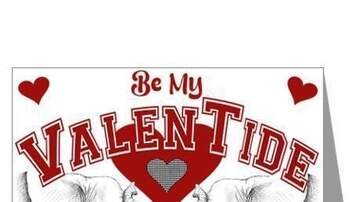 Dino - These Alabama Valentine's Day Cards Are Perfect