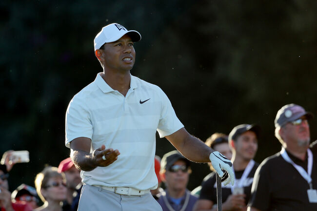 Woods, Couples to Captain Teams in Celebrity Cup Today at Riviera