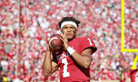 Sports Desk - Kyler Murray To Pursue Football Full-Time