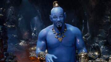 The Ray Crockett Show - First Look At Will Smith's Blue Genie And… Yikes