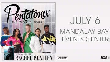 Buzzing Vegas - Pentatonix at Mandalay Bay Events Center