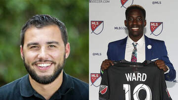 Roche - PODCAST: The Athletic's Paul Tenorio And D.C. United's Akeem Ward