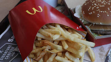 Zac - New Study Claims Ingredient In McDonald's French Fries May Cure Baldness!!