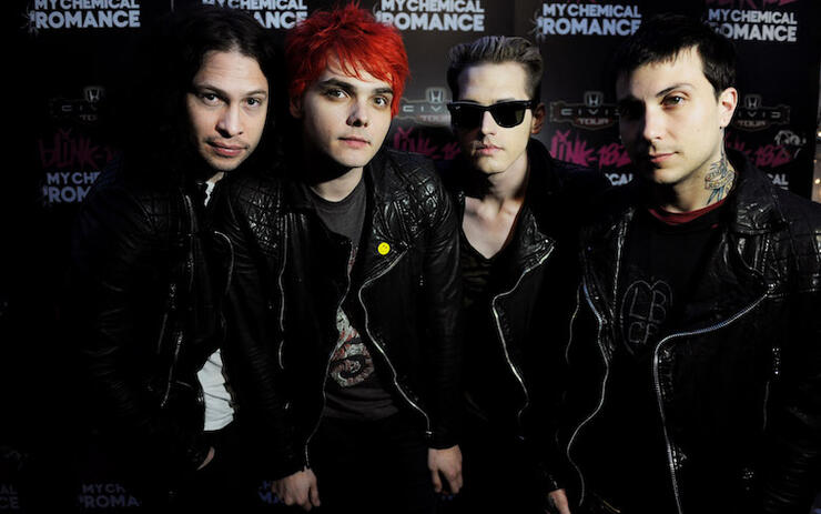 My Chemical Romance Drops New Merch Line But Fans Just Want New Music | iHeartRadio
