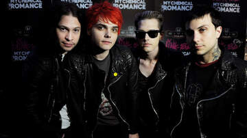 Trending - My Chemical Romance Just Shared Their First Picture Together In Years