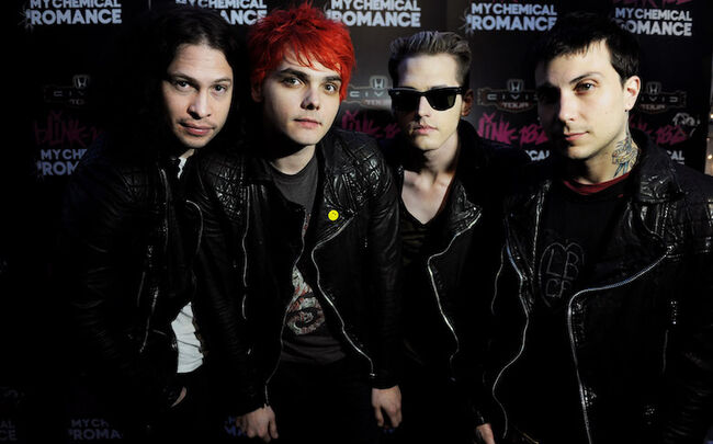 My Chemical Romance Drops New Merch Line But Fans Just Want New Music