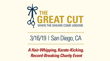 None - The Great Cut San Diego: 2,000 Haircuts For Kids Who Can't Grow Hair