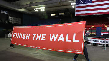 KOGO News File - Listen: President Trump Set for El Paso Rally to Promote The Wall