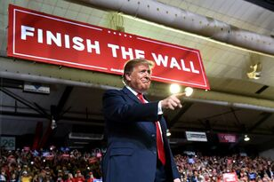 President Trump holds rally in El Paso, Texas