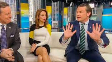 Matty in the Morning - Fox Anchor Says He DOESN'T wash his hands because germs 'aren't real'
