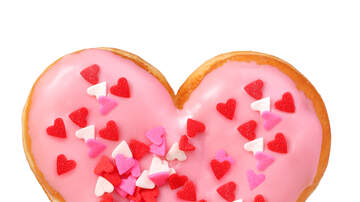 Kevin & Tracy - The Capital Region Shows Their Generosity at Dunkin'