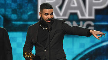 Big Boy - Drake Gets What He Requested After Winning At The Grammy's
