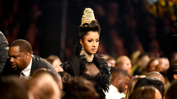 The JV Show - Cardi B Addresses Negative Comments About Her Grammy Win