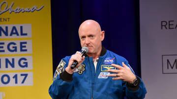 Political Junkie - Retired Astronaut Mark Kelly Announces 2020 Bid For McCain's Senate Seat