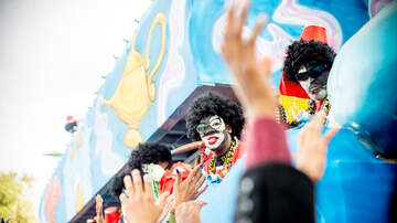 Local News - Report: Blackface To Remain A Tradition For Mardi Gras Krewe