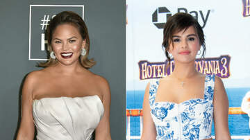 Entertainment News - Chrissy Teigen Looks Exactly Like Selena Gomez In This Throwback Shot