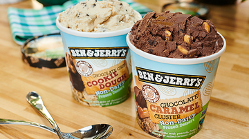 The KiddChris Show - Ben & Jerry's Releases 2 Vegan Flavors, Including Fan Favorite Cookie Dough