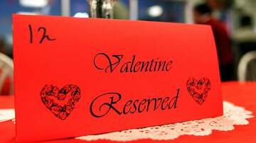 Chris Marino - #1 Thing Women Want for Valentine's Day Is Dinner . . . and Romance Is #2?