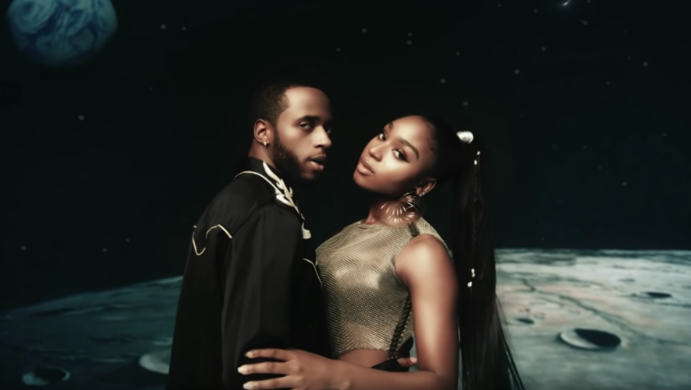 Normani & 6LACK Head To Outer Space In Dreamy 'Waves' Video