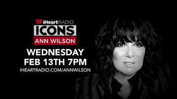 iHeartRadio Live - iHeartRadio ICONS with Ann Wilson: How To Stream