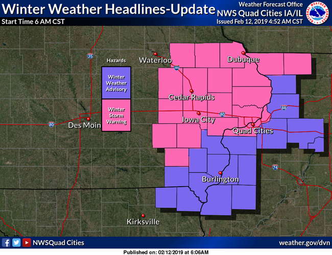 National Weather Service Quad Cities