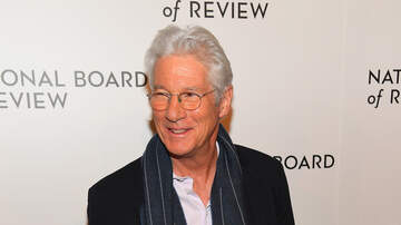 Kimberly and Beck - Richard Gere Is A New Dad At 69