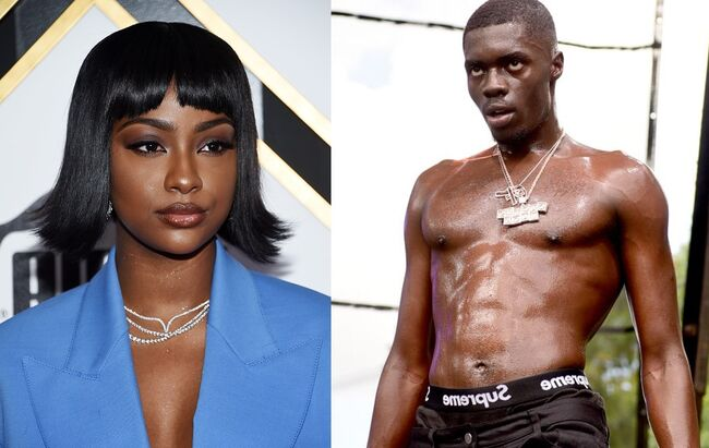 Justine Skye/Sheck Wes/ Getty Images