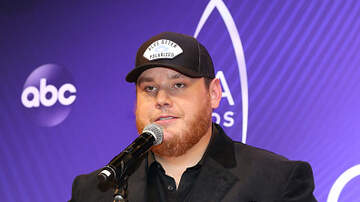 Jamie Martin - Luke Combs shares cute couple pic :)