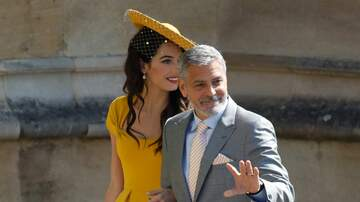 Francesca - #The411: George Clooney Defends Meghan Markle, Free Baconator Fries & More!