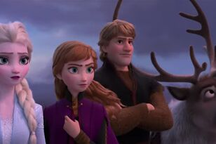 The 'Frozen 2' Teaser Trailer Is Finally Here