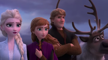 Entertainment News - The 'Frozen 2' Teaser Trailer Is Finally Here