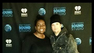 Photos - Logan Henderson IN Studio Performance Wednesday February 6th