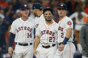 Vegas Gives Astros Second Best Odds to Win 2019 World Series