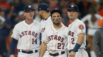 Houston Sports News - Vegas Gives Astros Second Best Odds to Win 2019 World Series