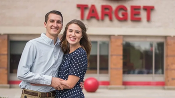 Cliff Bennett - Georgia Couple Find Love At Target - A True Valentine Story!