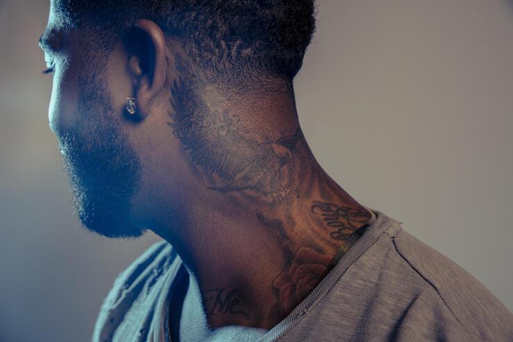 Omarion Tattoo Stories 2016