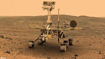 Coast to Coast AM with George Noory - Mars Opportunity Rover Declared Dead