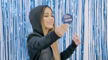 iHeartRadio Music Awards - Ally Brooke Reveals Her Pick for Best Solo Breakout iHeartRadio Music Award