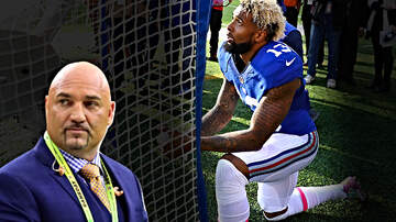 The Doug Gottlieb Show - Jay Glazer Predicts Odell Beckham Jr. Will Be Traded