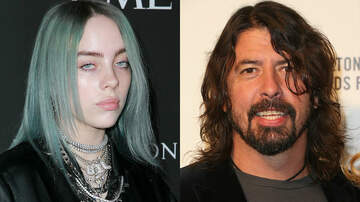 Rock News - Dave Grohl Says Billie Eilish Reminds Him of Nirvana in 1991
