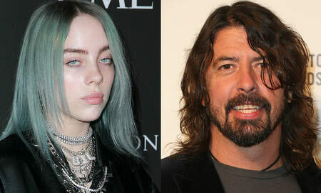 Rock News - Dave Grohl Clarifies His Comparison of Billie Eilish and Nirvana